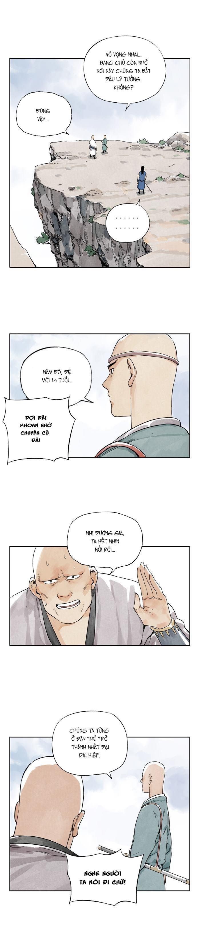 Tuyệt Đỉnh trang 4