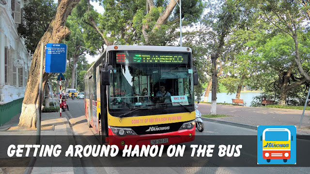 Hanoi, Vietnam: Getting Around Hanoi On Local Bus
