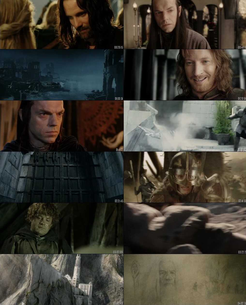 The Lord of the Rings: The Return of the King 2003 Screenshot