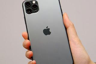 iPhone 11 Pro Max hp dengan kamera terbaik