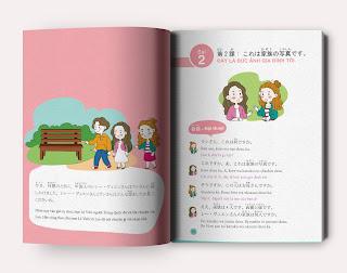 Bộ sách dành cho người tự học – Hội thoại giao tiếp tiếng Nhật.