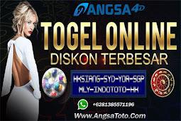 ANGSA4D | SITUS TOGEL ONLINE & GAME SLOT ONLINE TERBAIK & TERPERCAYA