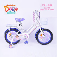 sepeda anak Family dora kids ctb city bike