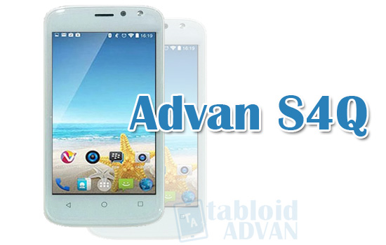 spek dan harga Advan S4Q