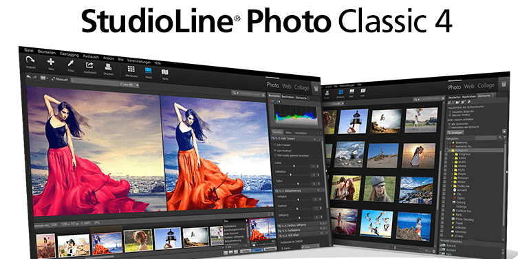 Tải StudioLine Photo Classic 4 Full Activate Dành Cho PC