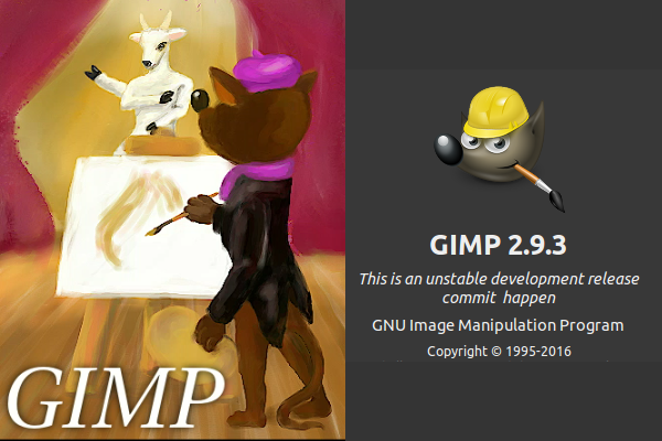 Update and Install the Latest Gimp 2.9 Ubuntu 14.04 16.04 LTS