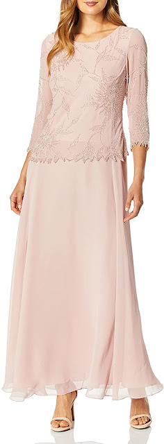 Charming Pink Mother of The Groom Dresses