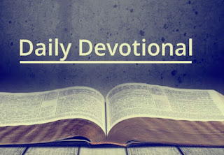 Daily Devotional for today