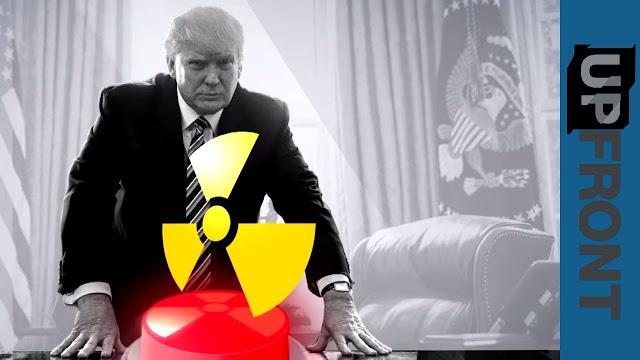Ketua DPR AS Minta Militer Amankan Kode Nuklir yang Dipegang Trump