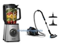 Logo Amazon e Philips Cucina e cura della persona : 50€ di sconto immediato ( fino ad esaurimento prodotti )