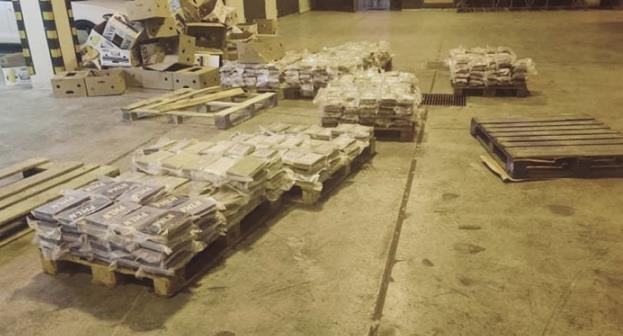 Sequestrati 740 kg di cocaina pura a Malta, dove doveva essere scaricata