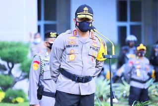 KAPOLDA JATENG- Ingatkan FPI Jateng Untuk Taati Aturan Hukum