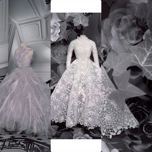 Christian Dior Haute Couture Fall-Winter 2020-2021 Paris Digital Fashion week by RUNWAY MAGAZINE