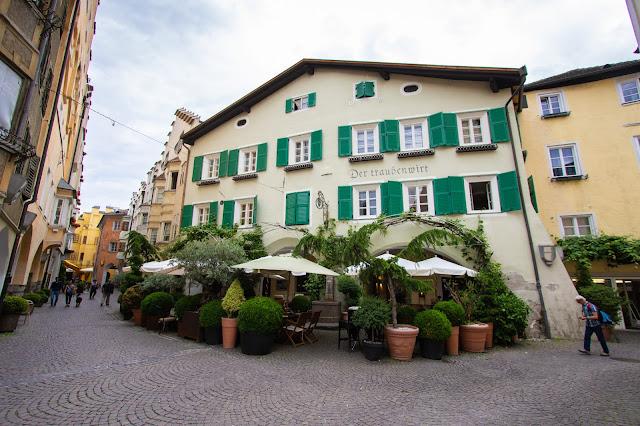 Via dei portici maggiori-Bressanone