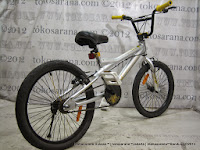 Sepeda BMX Pacific X-Man 3.0 FreeStyle 20 Inci
