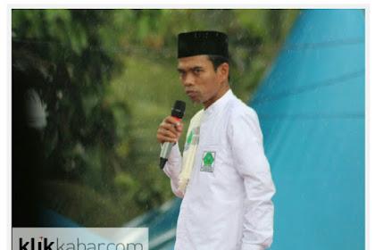 Siribè Droe Massa Jak Ikôt Aksi Bela UAS di Banda Aceh