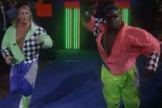 WWF (WWE) SURVIVOR SERIES 1992 - OWEN HART & KOKO B. WARE - HIGH ENERGY