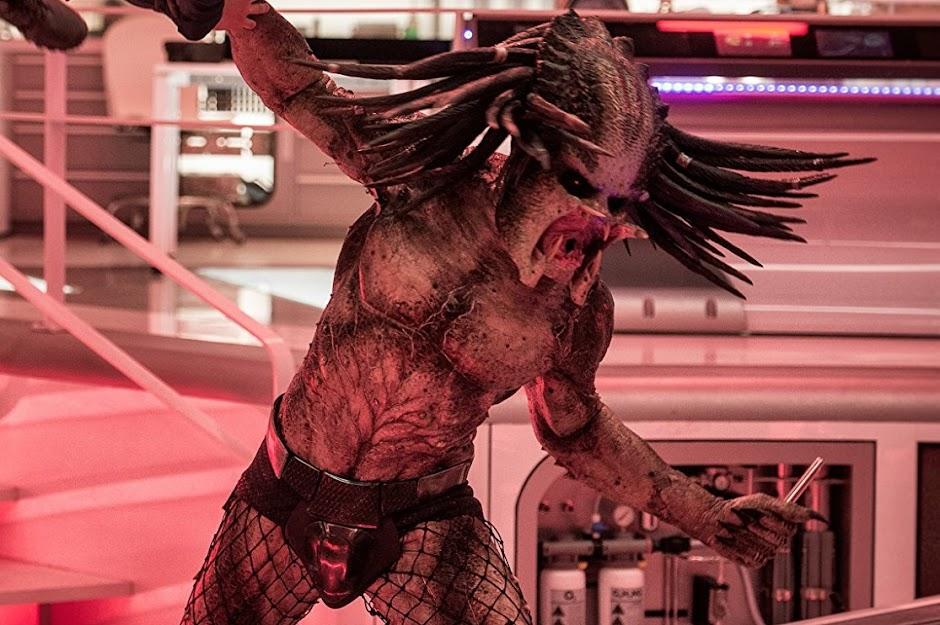 Estreias nos cinemas (13/9): O Predador, Hotel Artemis, O Paciente - O Caso Tancredo Neves & mais