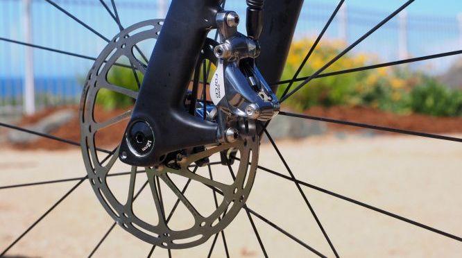 Mountain bike disc brake