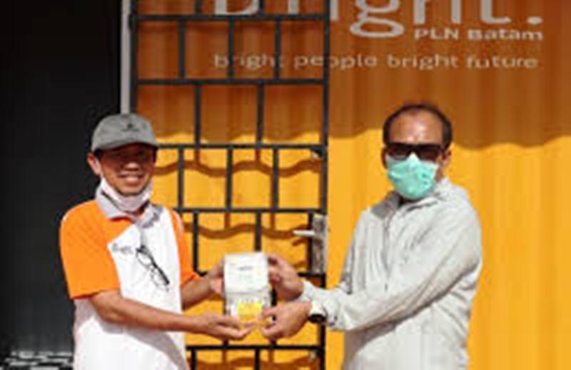 Bright PLN Batam Resmikan Pos Pelayanan Unut Galang Tepat di Hari Lahirnya Pancasila