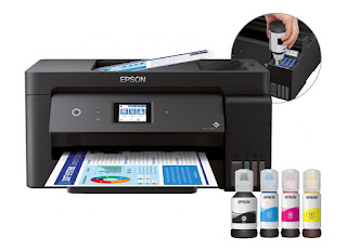 Epson EcoTank ET-15000 Driver Download, Review And Price