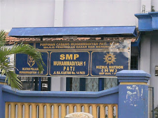 SMP Muhammaidyah 1 Pati Membuka Lowongan Guru