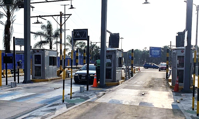 Lamsac, suspenden cobro de peaje en avenida Separadora Industrial