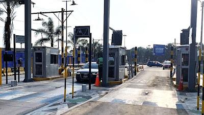 La Molina: Suspenden cobro de peaje en avenida Separadora Industrial