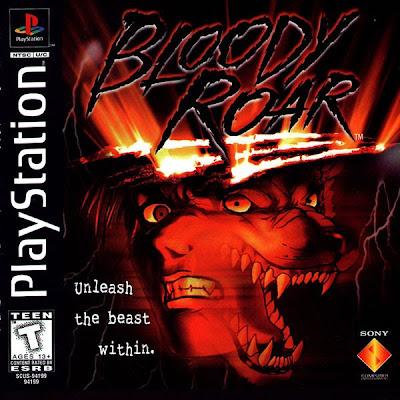 bloody roar 2 ps1 iso