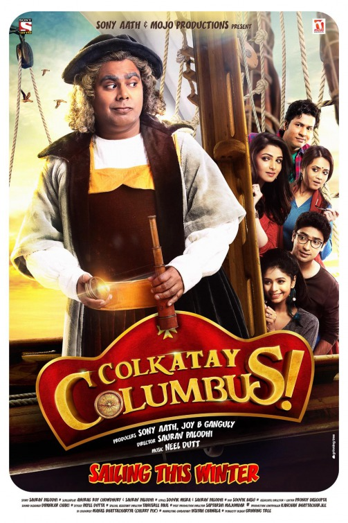 Colkatay Columbus Movie Download HD Full Free 2016 720p Bluray thumbnail