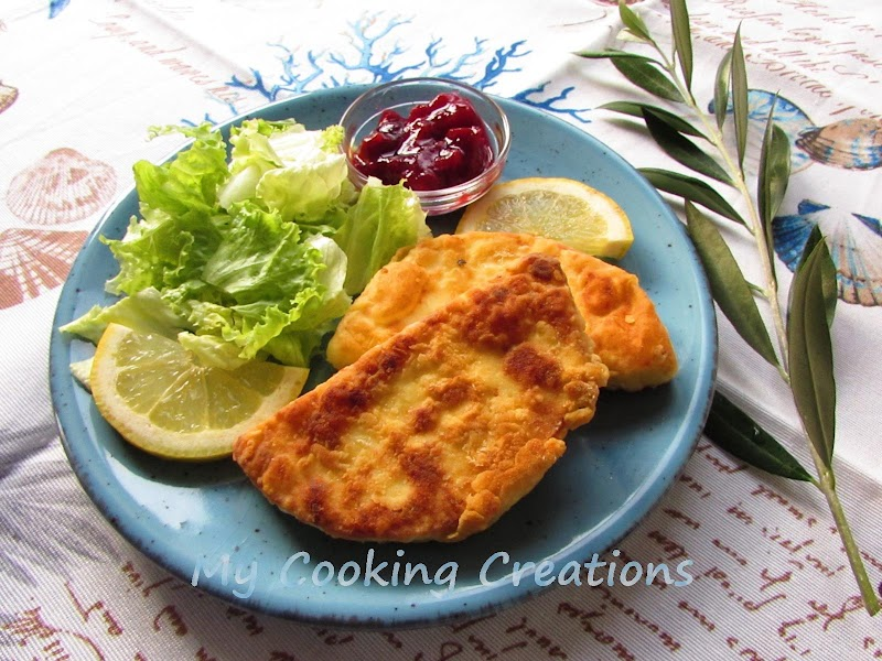 Пържено сирене на тиган - Саганаки * Saganaki - formaggio fritto greco