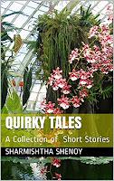 शर्मिष्ठा शेनॉय की पठनीय कहानियों का संग्रह है क्वर्की टेल्स
