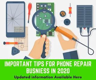 mobile repairing tricks
