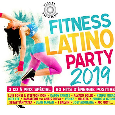 VA – Fitness Latino Party (3CD) (2019) [Mp3 320 kbps]