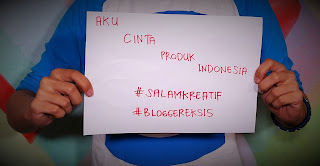 Blogger Eksis Cinta Produk Indonesia yang Multikultural