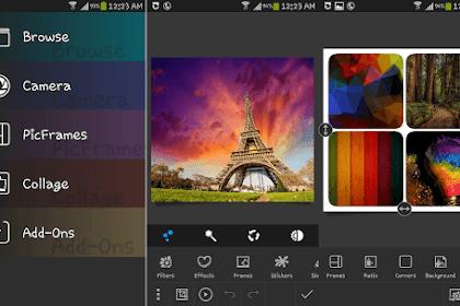Rekomendasi Aplikasi Edit Foto Online