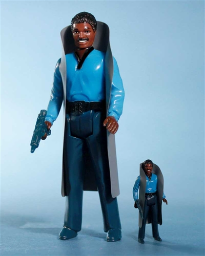 "Star Wars Celebration VI Exclusive Lando Calrissian 12"" Jumbo Vintage Kenner Star Wars Action Figure by Gentle Giant"