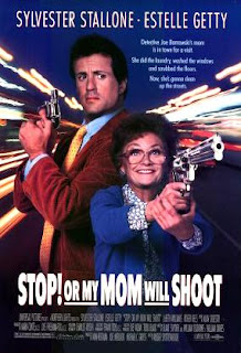 ¡Alto! o mi madre dispara<br><span class='font12 dBlock'><i>(Stop! Or my Mom will Shoot)</i></span>