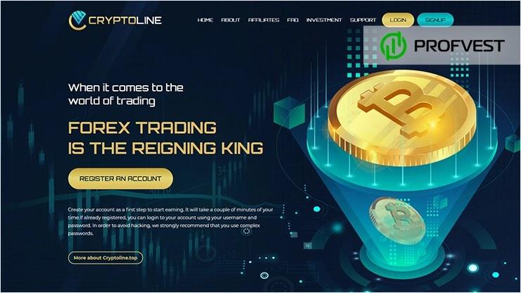 CryptoLine обзор и отзывы HYIP-проекта