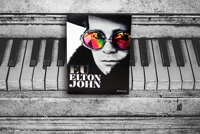 [RESENHA #736] EU, ELTON JOHN - ELTON JOHN