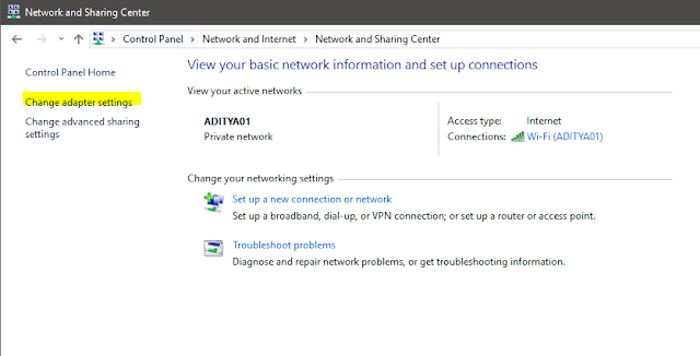 Atasi Wi-Fi Limited Access dan No Internet Semua Windows