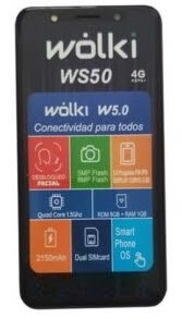 Wolki WS50 W5 Lite Flashing File 100% Tested Working Firmware Free Download
