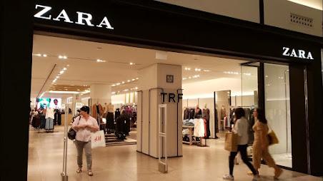 شركة الازياء العالمية الأسبانية ZARA