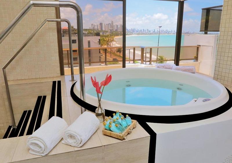 Hotel Cabo Branco João Pessoa