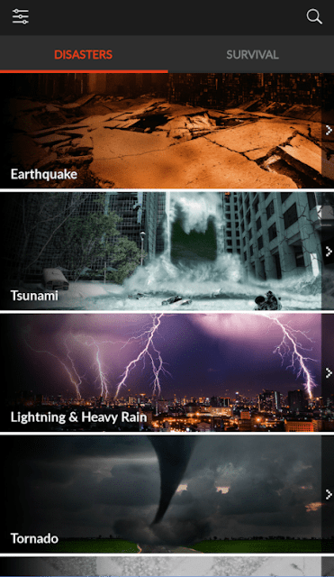 Best android app for disaster survival and emergency situations