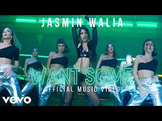 Want Some Lyrics – Jasmin