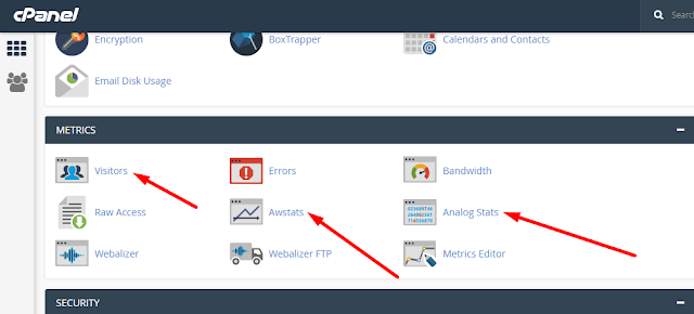 How to check your website visitors in cPanel  cheapest linux hosting provider