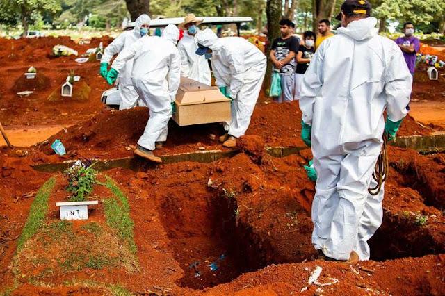 Covid-19 | Mortes somam 359 e infectados são 9 mil no Brasil
