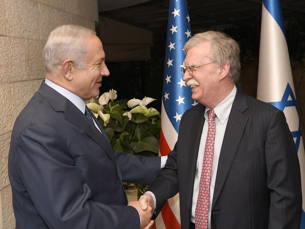 Ką pranašauja Netanyahu, Boltono ir Patruševo susitikimas Jeruzalėje?