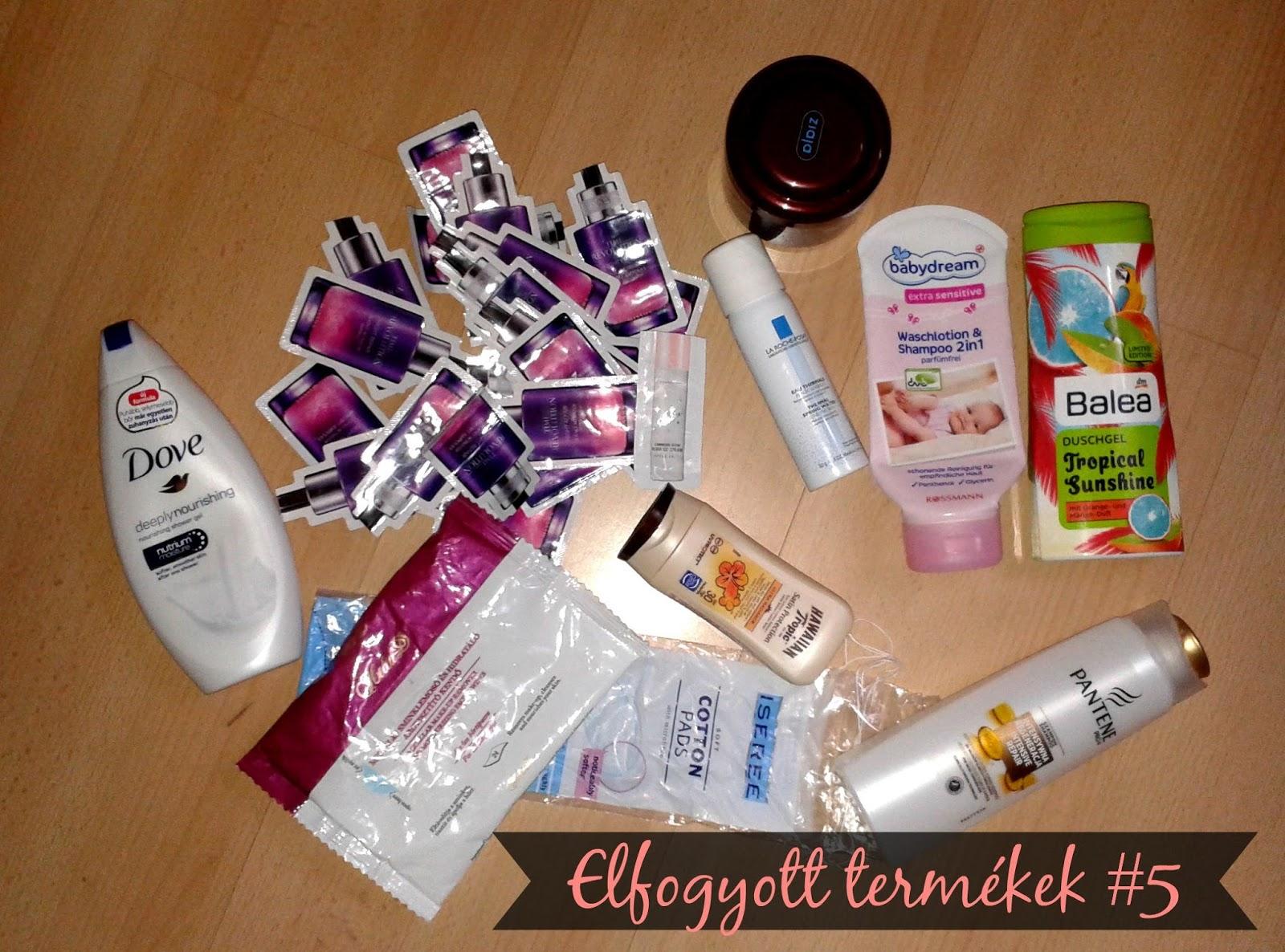 db59f73b6f Elfogyott termékek #5 - rövid tesztek - Beauty & Glamour Blog